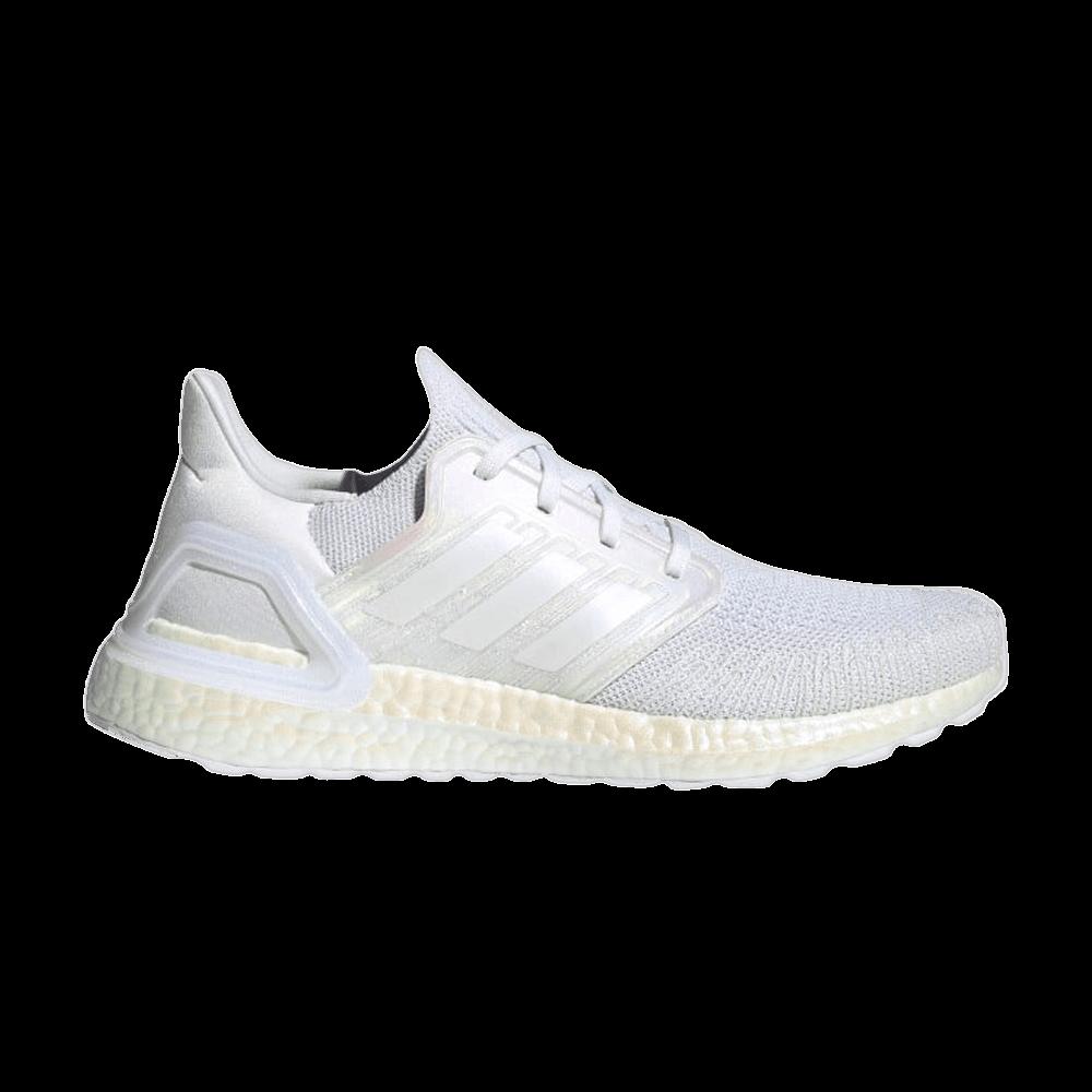 adidas UltraBoost 20 White Iridescent (FW8721)