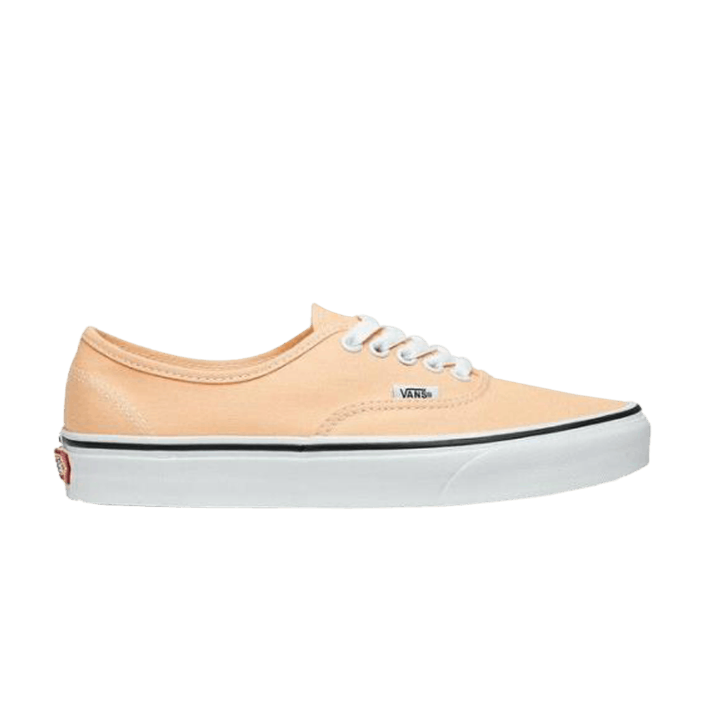 Image of Vans Authentic Bleached Apricot (VN0A38EMU5Y)