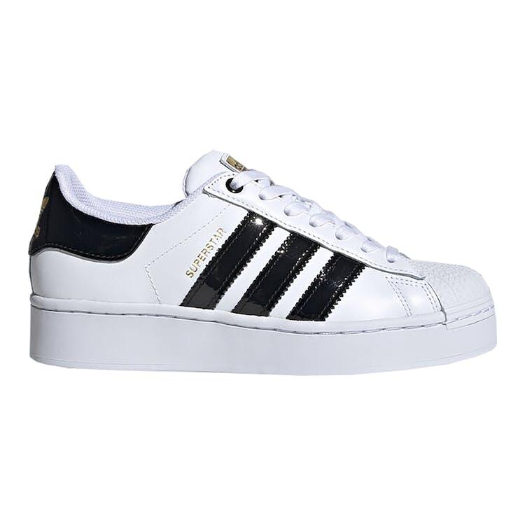 adidas Superstar Bold White Black (W)