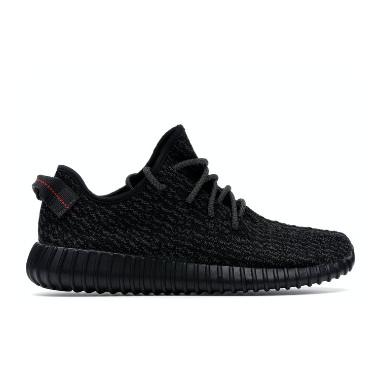 Image of Yeezy Boost 350 Pirate Black 2016
