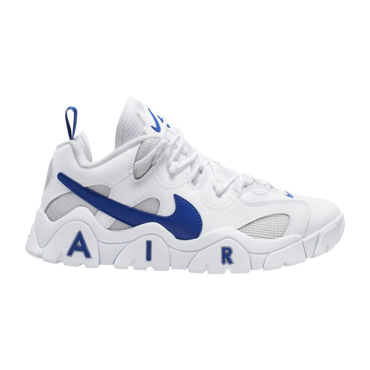 Image of Air Barrage Low White (GS)