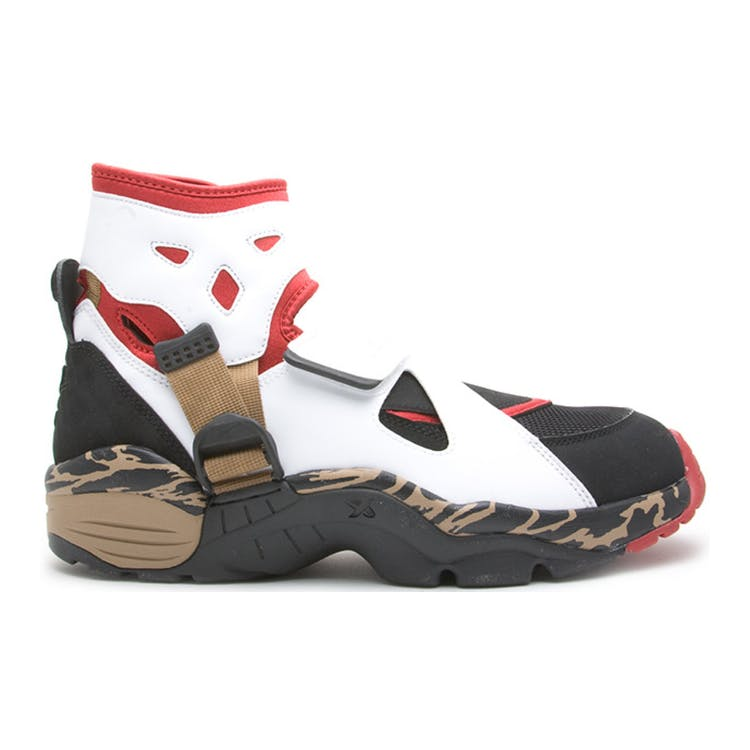 Image of Air Carnivore Red White Black