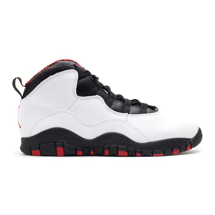 Image of Air Jordan 10 Retro Chicago 2012 (PS)