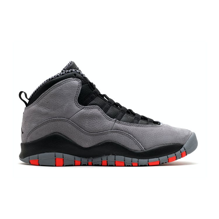 Image of Air Jordan 10 Retro Cool Grey (GS)