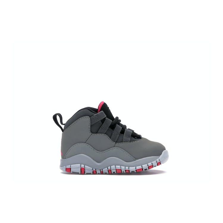 Image of Air Jordan 10 Retro Rush Pink (TD)