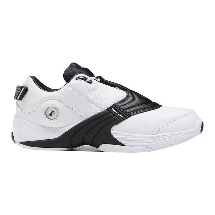 Image of Reebok Answer 5 Low White Black