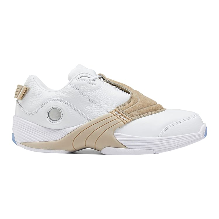 Image of Reebok Answer 5 Low White Gold