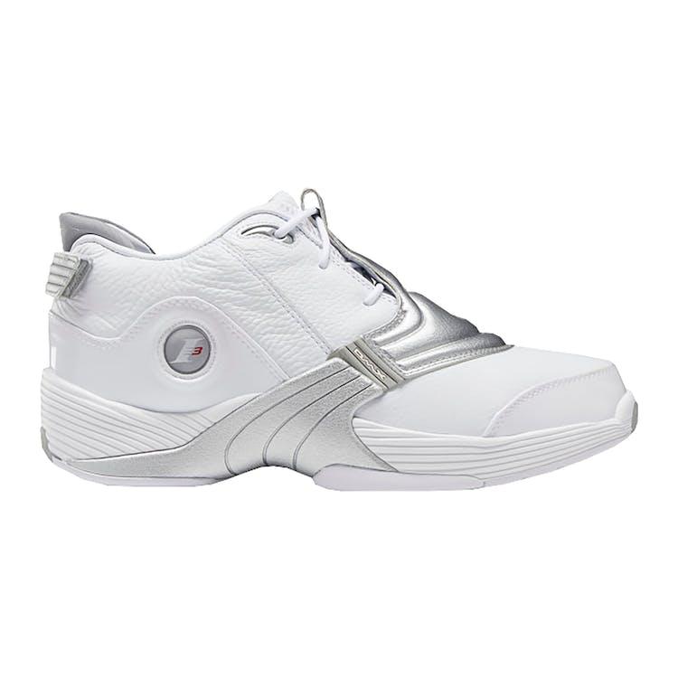 Image of Reebok Answer 5 White Silver (2019)