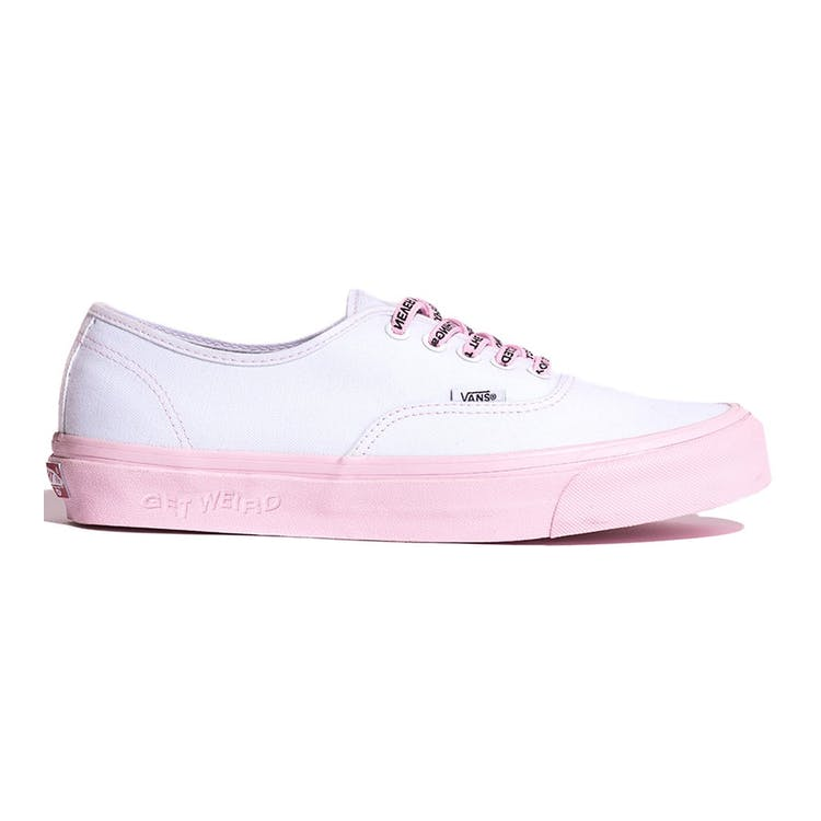 Image of Vans Authentic Anti Social Social Club Get Weird White
