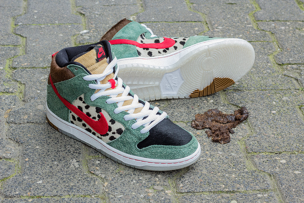History of Nike 420 Dunk Releases